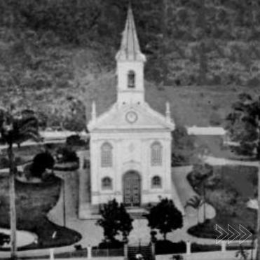 Catedral de Santana no Passado.