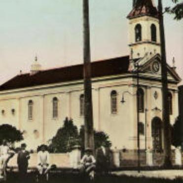 Catedral de Barra do Piraí.