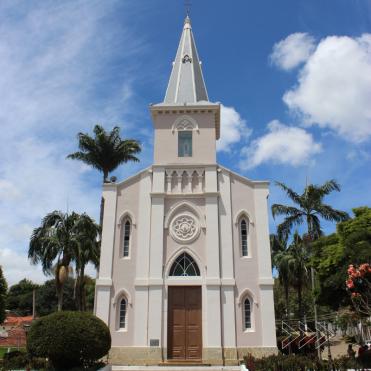 Igreja de Santa Teresa D'Ávila. Foto de Lívia Pádua