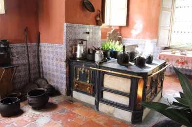Fogão à lenha: usado há quase 175 anos.